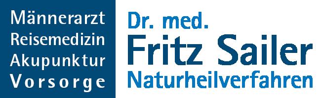 Dr. med. Fritz Sailer